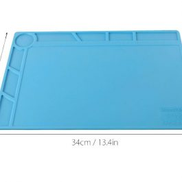 34x23cm Insulated Silicone Desk Mat