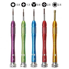 Precision Metal Screwdriver Set